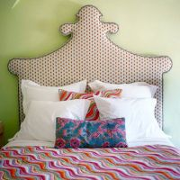 Home Style: Playful Patterned Bedroom